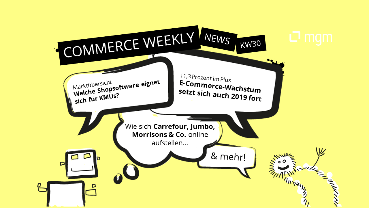 Commerce Weekly News: New unicorns, Market niches, Online