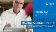 Thorsten Gall, früher inngoy SE heute E.ON über Kulturwandel, New Work, Führungskraft in Zeiten der Digitalen Transformation in der Energiewirtschaft